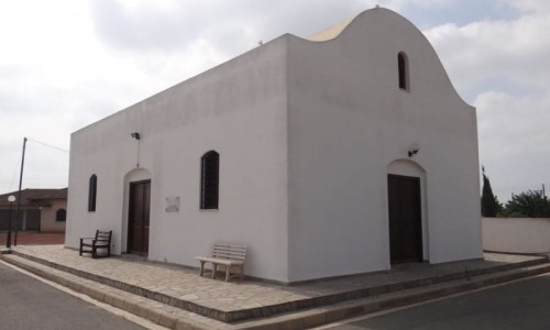 Agiou Fanouriou Church - Deryneia Village