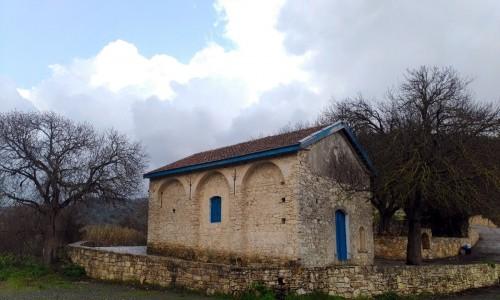 Agios Georgios Chapel, Trozena