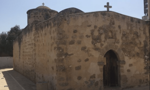 Agiou Georgiou Chapel - Deryneia Village