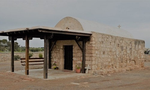 Ayios Giorgios Chapel, Liopetri