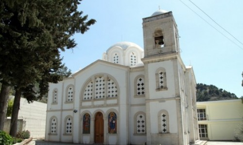 Agios Georgios Church - Panagia Village