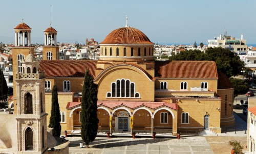Metropolitan Temple of Agios Georgios, Paralimni