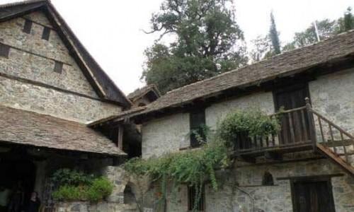 Agios Ioannis Lampadistis Monastery - Kalopanayiotis
