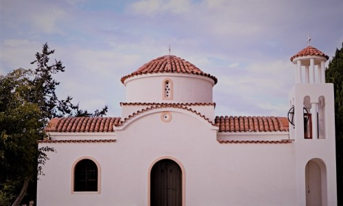 Agios Kornilios Church, Paralimni