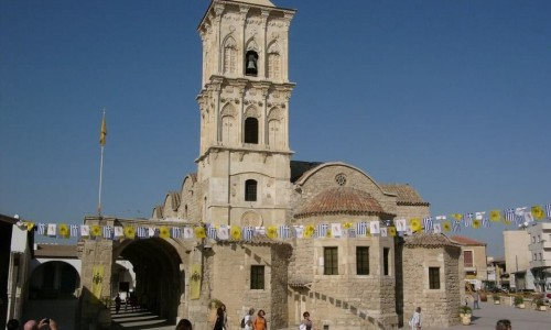 Church of Saint Lazarus (Agios Lazaros) - Larnaca