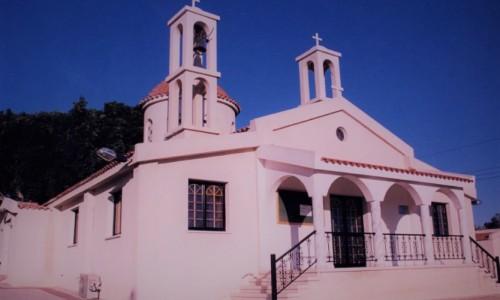 Agios Nektarios Chapel, Chloraka