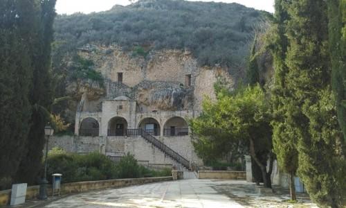 Agios Neophytos Monastery, Paphos