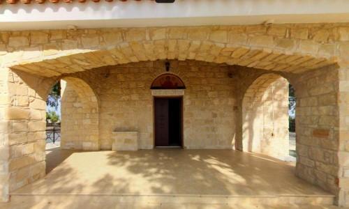 Agios Panteleimonas Chapel, Paralimni