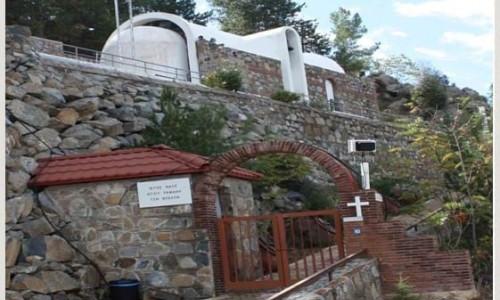 Agiou Raphael Ton Vrahon Chapel - Pedoulas