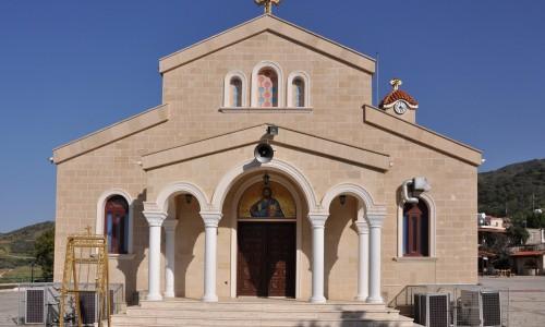 Agios Raphael Church, Pachyammos