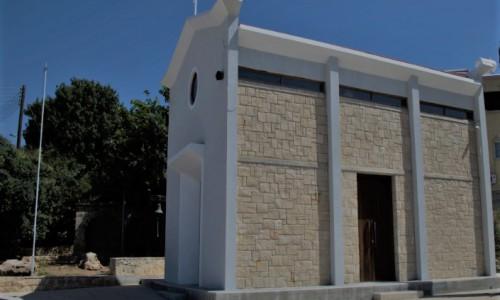 Agios Ypatios Chapel (Saint Hypatius), Chloraka