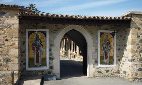 Agios Eraclidios Monastery