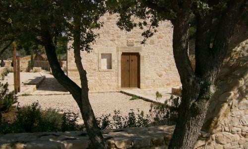 Agios Georgios Chapel - Kouklia