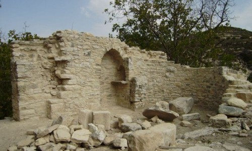 Agios Mnasonas Chapel - Potamiou Village