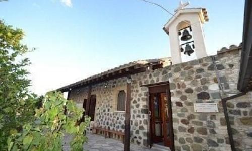 Agios Nektarios Chapel - Kalavasos Village