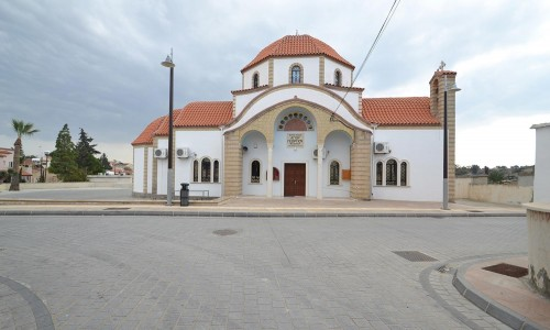 Agiou Georgiou Church - Mazotos