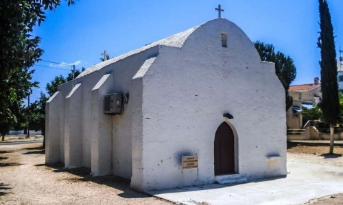 Agiou Konstantinou and Agias Eleni Church - Deryneia Village
