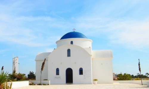 Agios Nikolaos Chapel, Paphos