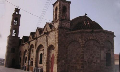 Agiou Nikolaou Church, Deftera