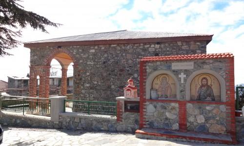 Agiou Onoufriou Medieval Chapel - Prodromos Village