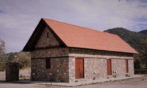 Agiou Panagioti Chapel, Pedoulas
