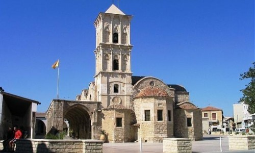 Agiou Lazarou Church