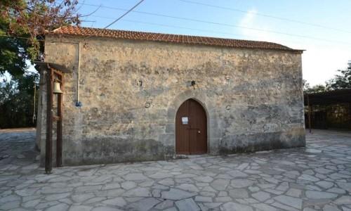 Apostolou Louka Chapel - Skarinou