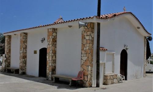 Apostolou Thoma Chapel, Paralimni