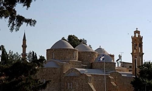 Apostle Varnava and Ilariona Church - Peristerona Village