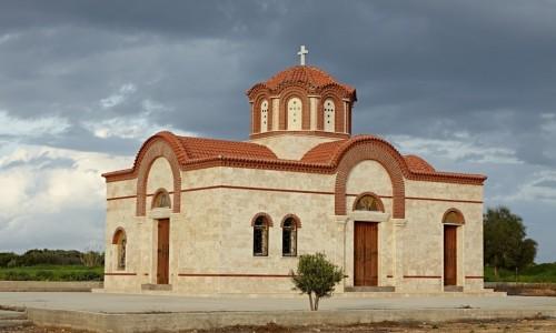Apostolos Markos Chapel, Paralimni