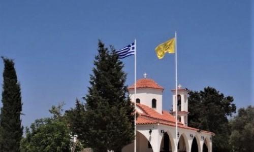 Archangel Gabriel Chapel, Paralimni
