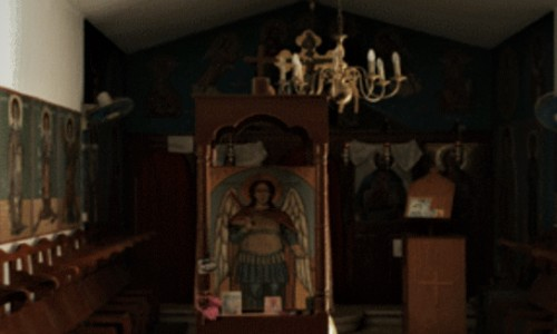 Archangelos Michael Chapel, Chloraka