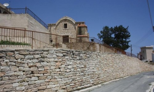 The old church of Archangel Michael