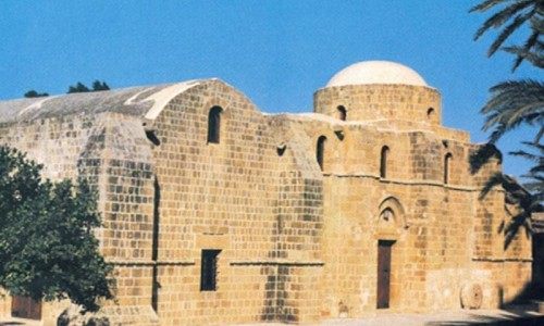 Archangelos Michael Monastery -  Analyonta