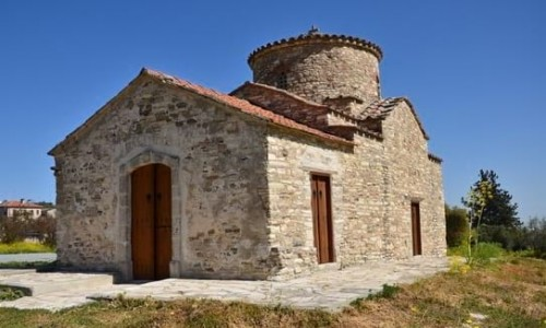 Archangel Michael Chapel - Kalavasos