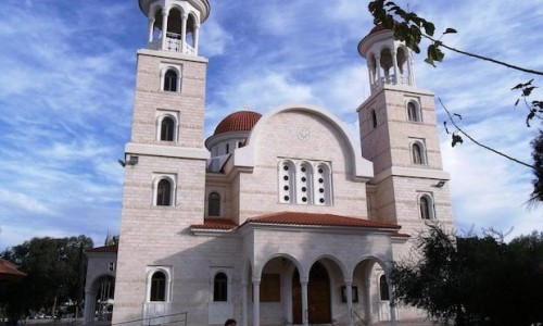 Panagia Faneromeni (New church)