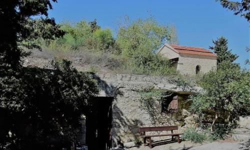 Panagia Chrysospiliotissa Chapel - Pano Arodes