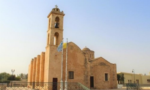 Panagia Chapel - Deryneia Village