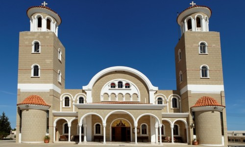 Panagia Church, Liopetri