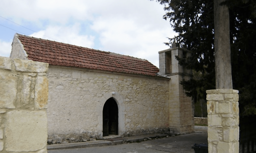 Panagia Eleousa Church - Archimandrita Village