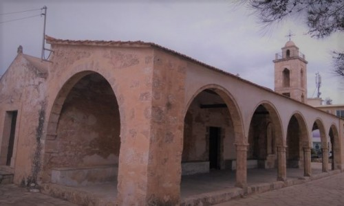 Panagia Eleousa Church, Liopetri