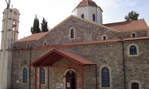 Panagia Eleousas Church - Agros