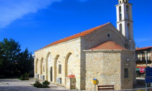 Panagia Evangelistria Church