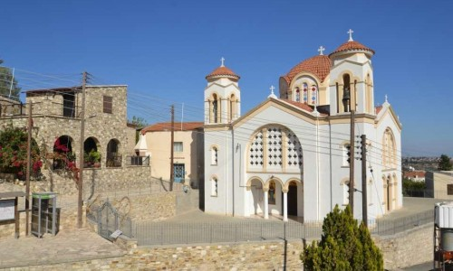 Panagia Odigitria Church- Skarinou