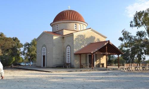 Panagia Petounta Chapel - Mazotos