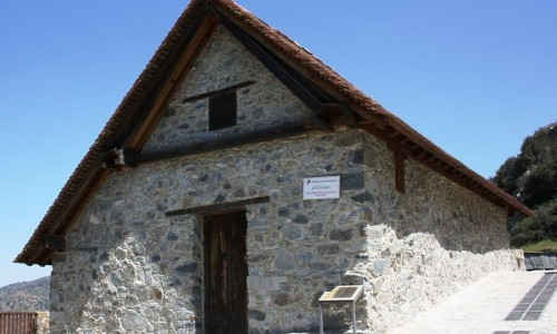 Panagia tou Moutoulla church