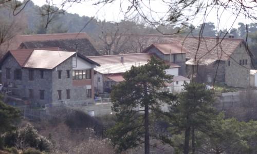 Monastery of Panagia Trikoukkia – Prodromos Village