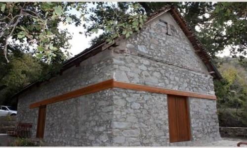 Panagia Vorini Chapel - Pedoulas