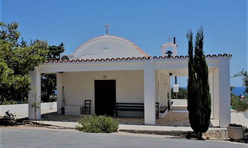 Panagiotissa Chapel, Paralimni