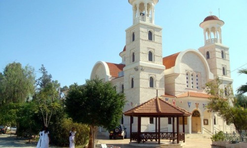 Panagia Faneromeni Church (Old church)